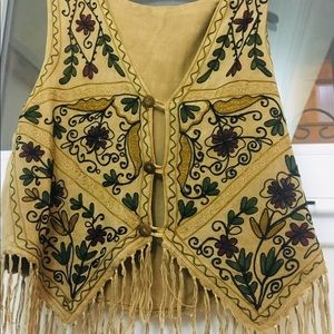 Other - TURKISH VEST. Traditional patterned vest